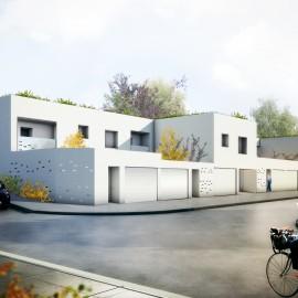 Maisons à patios